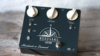 Nordvang Custom No.1 - Demo by Simon Gotthelf