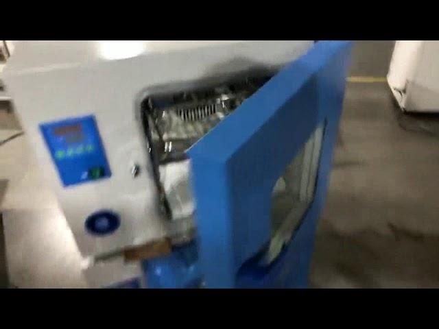 drying oven video Climatest