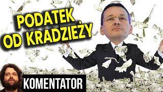 Podatek od Kradzieży – Ciebie Okradną TY ZAPŁACISZ – Analiza Komentator Pieniądze Skarbówka PIS PL