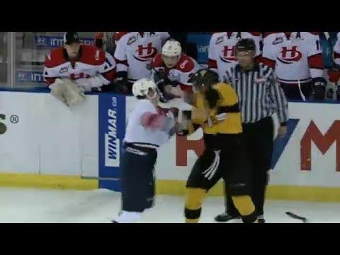 Matthew Stanley vs. Schael Higson
