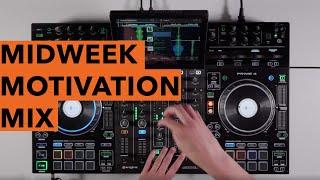 Drum & Bass DJ Mix on the Denon Prime 4 – Midweek Motivation