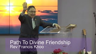 Path to Divine Friendship