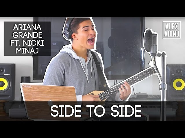 Side-to-side-by-ariana