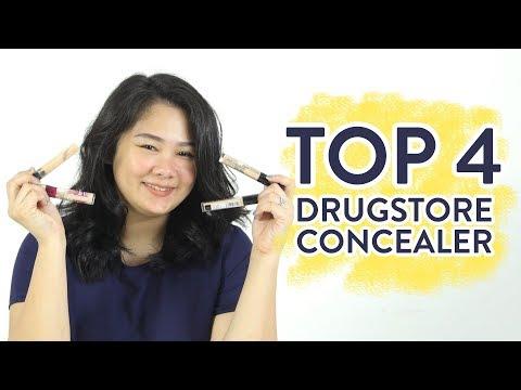 4 Rekomendasi Drugstore Concealer! | Female Daily