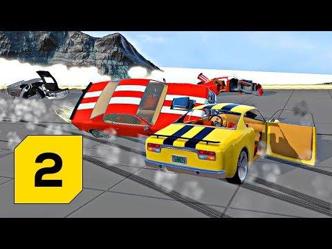Crash Wheels │2│ Druhá půlka drcení