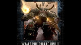 ORKS RULES: COUNCIL OF WAAAGH, Warhammer 40k
