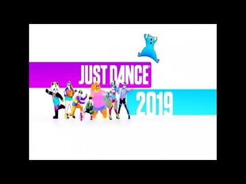 JUST DANCE 2019 WII SONG LIST MENU