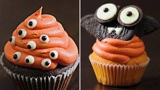 Вкусняшки на хэллоуин: вкусные рецепты сладостей | Десерты своими руками