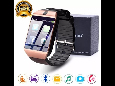Розыгрыш SmartWatch DZ09 / SmartWatch DZ09 draw