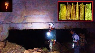 """""""Golden Library"""" Found In Caves Built By Giants?"""