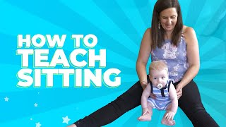 5 Tips to Teach A Baby to Sit Up Independently (Including When Do Babies Sit Up)
