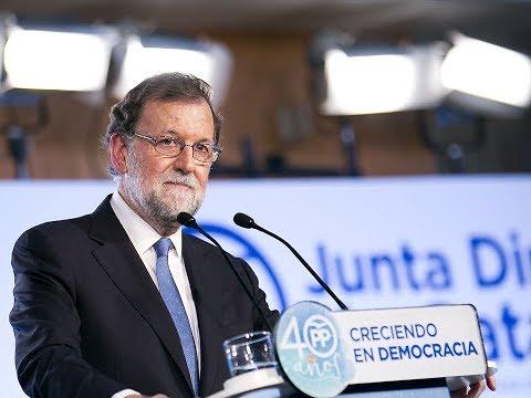 """Rajoy: """"Cuanto más tarde rectifiquen, más daño harán al conjunto de los catalanes y españoles"""""""