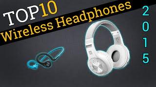 Top 10 Wireless Headphones 2015   Compare The Best Wireless Headphones