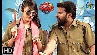 Hyper Aadi, Raising Raju Performance | Jabardasth  | 28th March 2019 | ETV Telugu