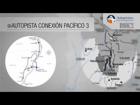 Autopista al Mar 2 w Kolumbii