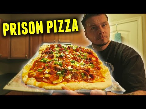 How to make a PRISON PIZZA