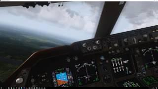 Prepar3D V4 | UPS 747 Greaser in Hawaii! | KLAX - PHNL