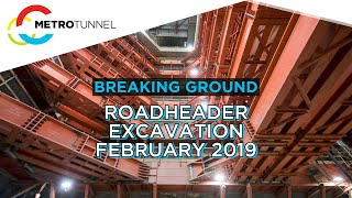 Breaking Ground: State Library Station