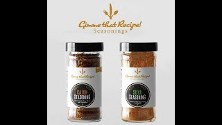 Gimme That Recipe! Seasonings