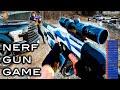 Nerf Gun Game Modded Mayhem 3 0 nerf First Person Shoot