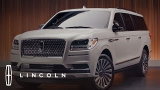 YouTube Video UkQ00xdOApk for Product Lincoln Navigator & Navigator L (4th gen) by Company Lincoln Motor in Industry Cars