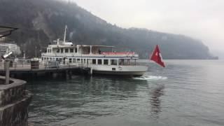 スイス発 ブルンネンから遊覧船でルツェルンへ【スイス情報.com】