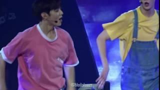 MBC Show Champion in Manila 20160903 ASTRO Eunwoo Focus - Cat's Eye + Polaris