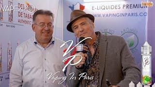 VAPING IN PARIS : Une gamme de produits de qualité, au PG/VG vegetal