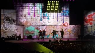 Chris Brown- Fine By Me🎤🎶(Live at Oslo Spektrum Norway HD)