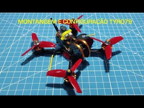 Configuração e montagem Tyro79