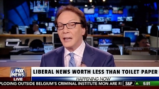Liberal News Is Worth Less Than Toilet Paper