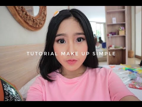 TUTORIAL MAKE UP SIMPLE