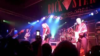 Baron Rojo - Las flores del mal. Formación original. Rockstar Live Barakaldo. 10/04/2010. HD.