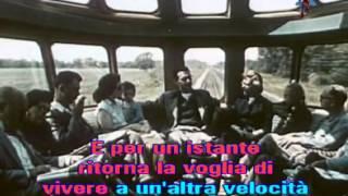 Franco Battiato & Alice   I Treni Di Tozeur SF HD Karaoke