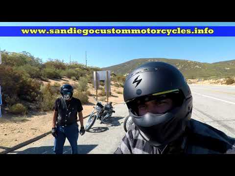 Chopper Motorcycle Ride – California Custom Motorcycles