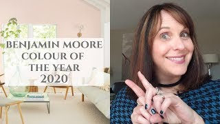 Benjamin Moore Colour Of The Year