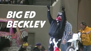 Ed Beckley's Motorcycle Jump in Billings, MT - March 2015