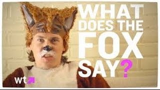 Ylvis   The Fox What Does The Fox Say Musica Mais Engraçada Do Mundo