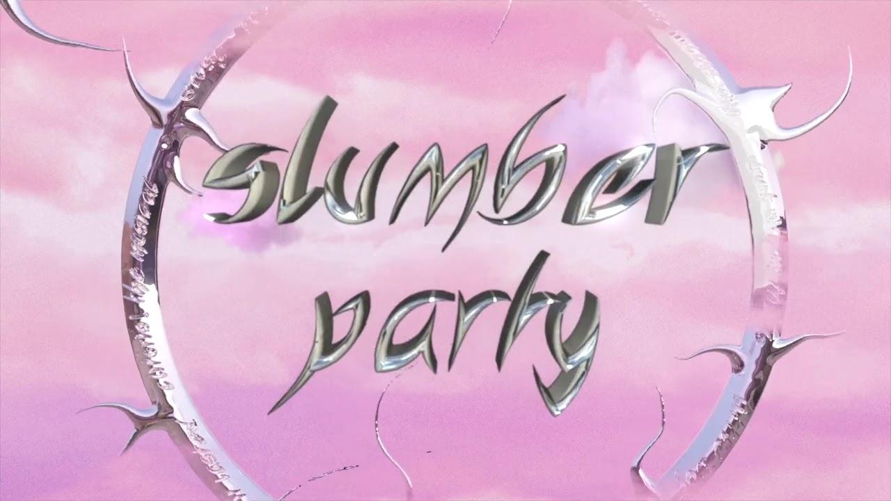 Lirik Lagu Slumber Party - Ashnikko dan Terjemahan
