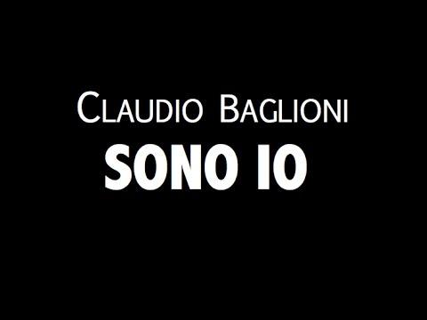, title : 'CLAUDIO BAGLIONI / SONO IO / LYRIC VIDEO'