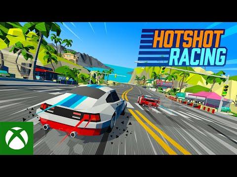 Trailer de Hotshot Racing
