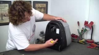 How to check and change the filters on your Nilfisk Extreme