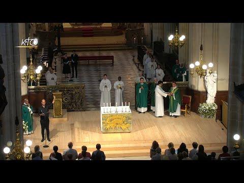 Messe du 1er septembre 2019