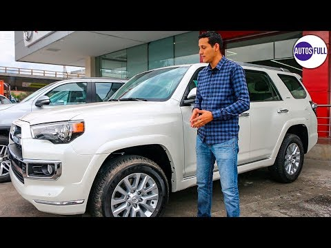 , title : 'Toyota 4Runner Limited & SR5 2018 - Diferencias'