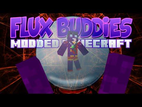 Minecraft Walkthrough - Mods - Flux Buddies 2 0 #159 CHAOS