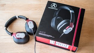 Austrian Audio Hi-X15 - professional closedback headphone from Vienna