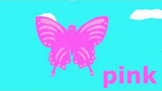 The Butterfly Colors Song (HD) - YouTube