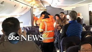 Airline passengers trapped on tarmac for 16 hours