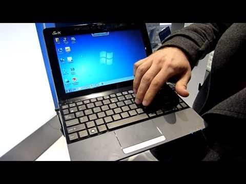 Asus eee pc 1015B Kurztest