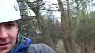 preview picture of video 'Hindleap Warren Zip Wire'
